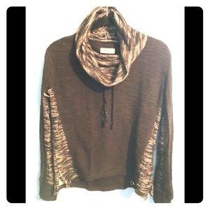 Hollister sweater.